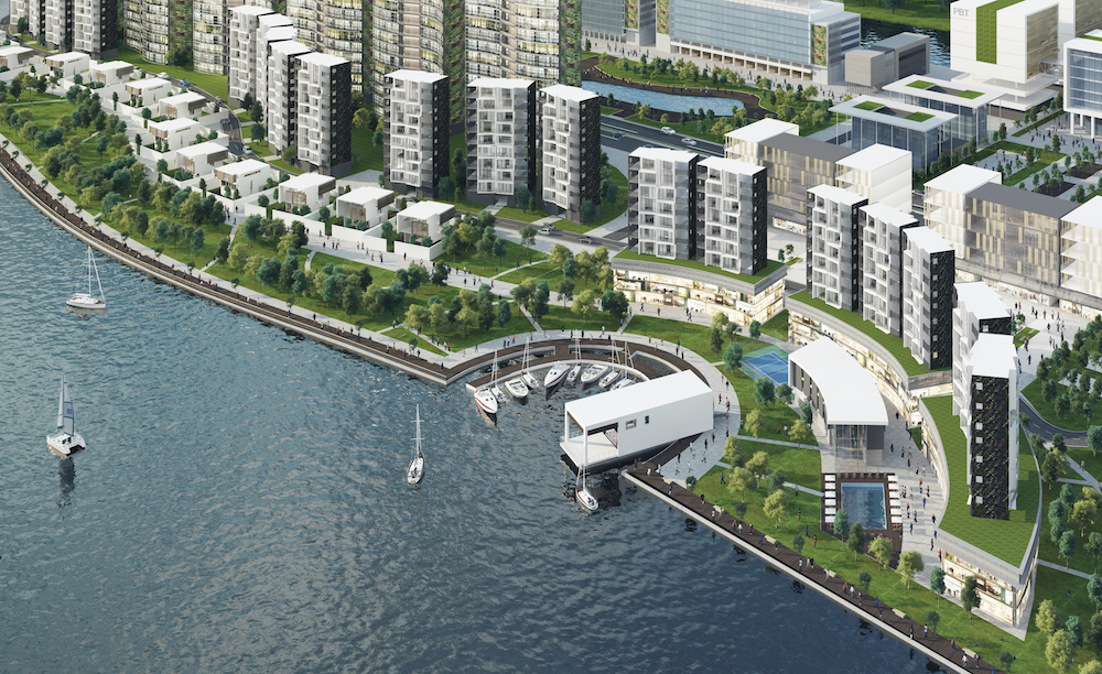 Waterfront Mixed Use MLP